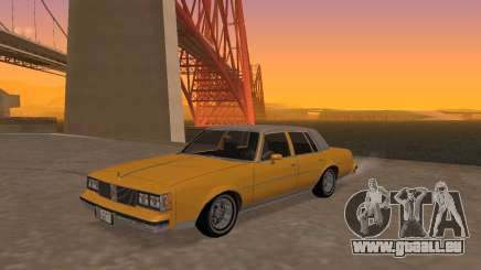 Oldsmobile Cutlass v2 1985 für GTA San Andreas