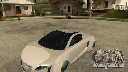 AUDI RSQ concept 2035 für GTA San Andreas