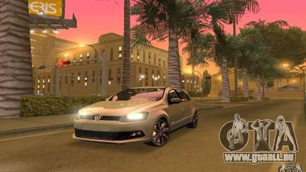 Volkswagen Gol G6 pour GTA San Andreas