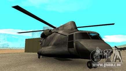 New Cargobob für GTA San Andreas