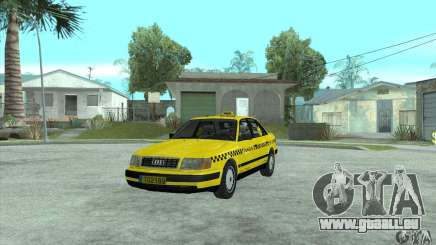 Audi 100 C4 (Taxi) für GTA San Andreas