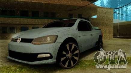 Volkswagen Saveiro 2014 für GTA San Andreas