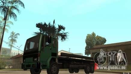 DFT30 Dumper Truck pour GTA San Andreas