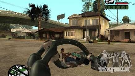 New Bravura UFO pour GTA San Andreas