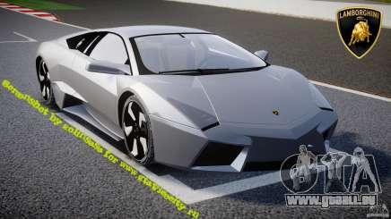 Lamborghini Reventon v2 pour GTA 4