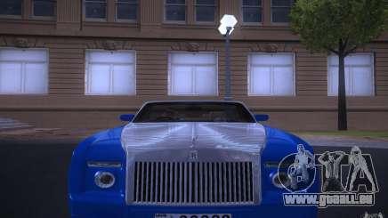 Rolls-Royce Phantom Drophead Coupe für GTA San Andreas