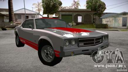 Sabre GT From GTA IV pour GTA San Andreas