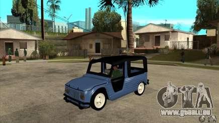 Citroen Mehari für GTA San Andreas