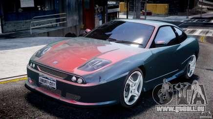 Fiat T20 Coupe pour GTA 4
