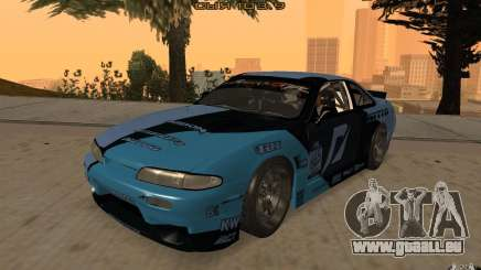 Nissan S14 Matt Powers 2012 pour GTA San Andreas