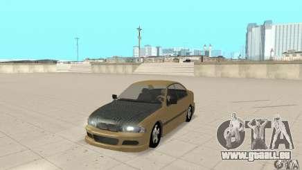Bmw 528i für GTA San Andreas