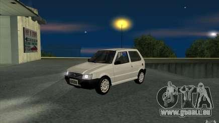 Fiat Mille Fire 1.0 2006 pour GTA San Andreas