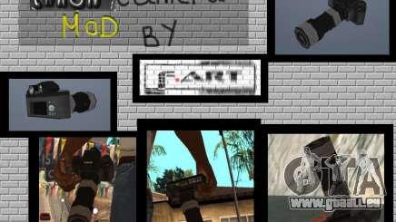 CANON Kamera für GTA San Andreas