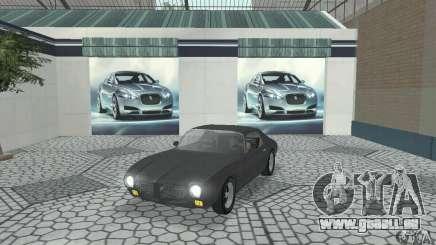 Pontiac Trans Am 1967-1969 für GTA San Andreas
