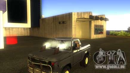 Blazer XL FlatOut2 pour GTA San Andreas