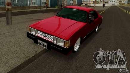 Chevrolet Opala Diplomata 1986 pour GTA San Andreas