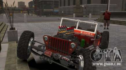 Willys Hot-Rod für GTA 4