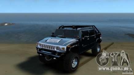Hummer H2 4x4 OffRoad für GTA 4