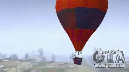 Ballon-Stil hippie für GTA San Andreas