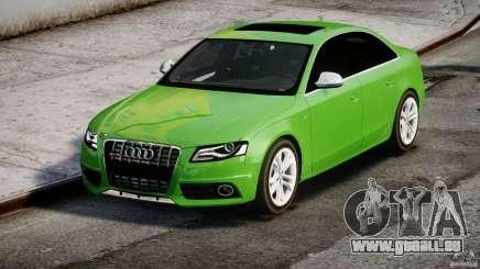 Audi S4 2010 v1.0 für GTA 4