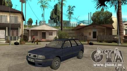 Audi 80 B4 Avant pour GTA San Andreas