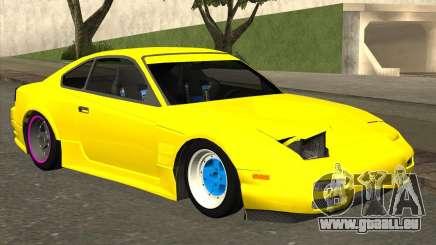 Nissan S330SX Japan SHK style für GTA San Andreas