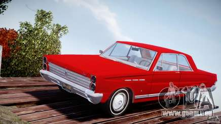 Ford Mercury Comet 1965 [Final] pour GTA 4