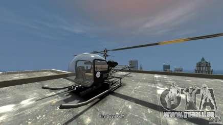 Sparrow Hilator für GTA 4