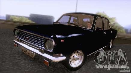 Volga GAZ 24-10 pour GTA San Andreas