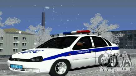 VAZ 1118 DPS pour GTA San Andreas
