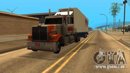 Western Star 4900EX v 0.1 pour GTA San Andreas