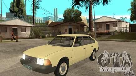 2141 AZLK pour GTA San Andreas