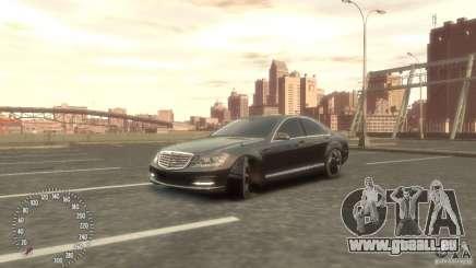 Mercedes-Benz S350 VIP für GTA 4