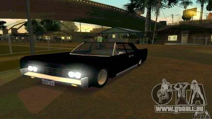 Lincoln Continental 1966 für GTA San Andreas