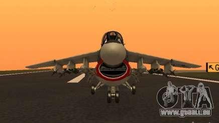 A-7 Corsair II für GTA San Andreas