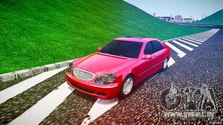 Mercedes-Benz S600 für GTA 4