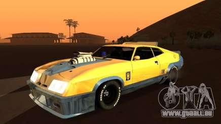 Ford Falcon XB Coupe Interceptor für GTA San Andreas
