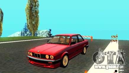 BMW E30 87-91 pour GTA San Andreas