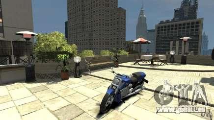 Harley Davidson VRSCF V-Rod für GTA 4