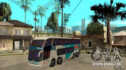 Marcopolo Paradiso 1800 G6 8x2 pour GTA San Andreas