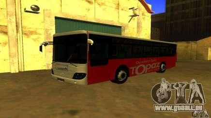 Daewoo Bus BC211MA für GTA San Andreas
