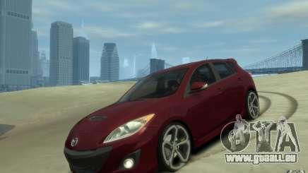 Mazda 3 MPS 2010 für GTA 4