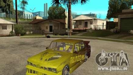 Anadol GtaTurk Drift Car für GTA San Andreas