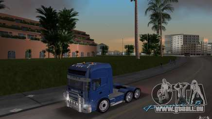 SCANIA 164L 580 V8 für GTA Vice City