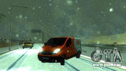 Vauxhall Vivaro v1.1 TNT pour GTA San Andreas