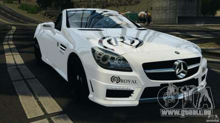 Mercedes-Benz SLK 2012 v1.0 [RIV] pour GTA 4