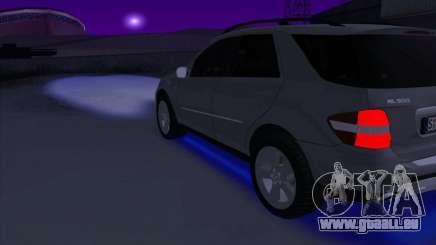 Éclairage au néon-néon dans GTA San Andreas pour GTA San Andreas