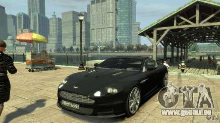 Aston Martin DBS Coupe v1.1f pour GTA 4