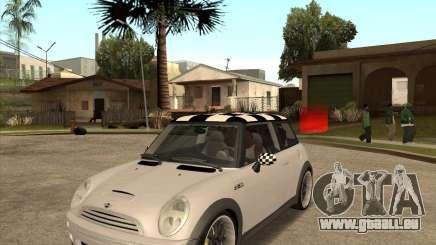 Mini Cooper pour GTA San Andreas