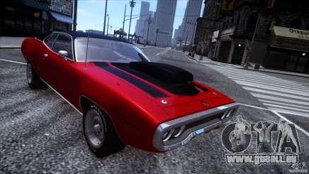 Plymouth GTX 426 HEMI [EPM] v.1.0 pour GTA 4